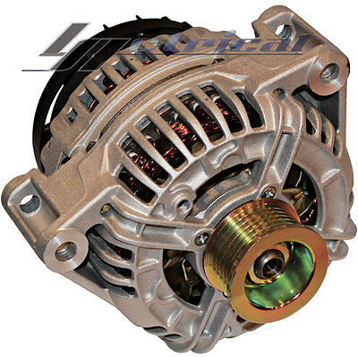 100% NEW ALTERNATOR FOR MERCEDES E 320,3.2L GENERATOR 120Amp *ONE YEAR WARRANTY*