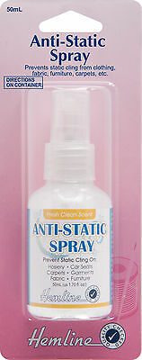 Anti Static Spray - Reduce Static Elecricity On Clothes H814