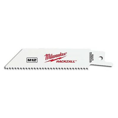 Milwaukee 49-00-5410 M12 Hackzall Blade-Multi-Material 5pk IN STOCK