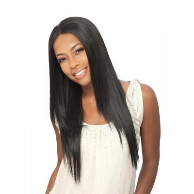 Amerie - Freetress Equal Lace Front Straight Long Synthetic Wig