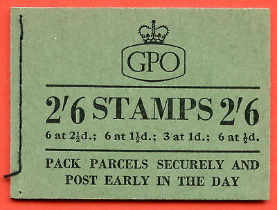 F25 1955 January (post early) 2/6 Wildings Booklet
