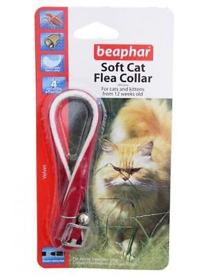 Beaphar Flea Protection Collar Velvet for Cats Kittens