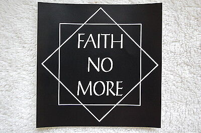 Faith No More Sticker (S267)