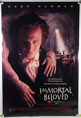 Immortal Beloved Ds Rolled Orig 1Sh Movie Poster Isabella Rossellini (1994)
