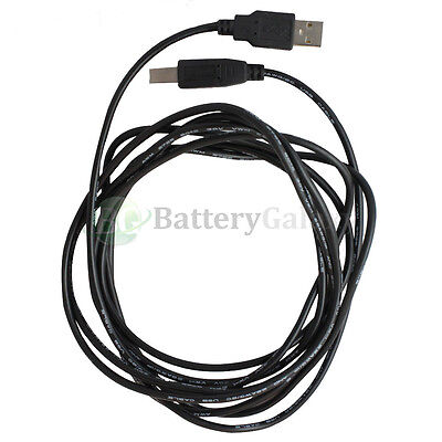 Hot! 10Ft Usb 2.0 A To B High Speed Printer Scanner Cable Cord New 300+Sold