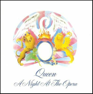 QUEEN - NIGHT AT THE OPERA D/Remaster CD ~ 70's GLAM A *NEW*