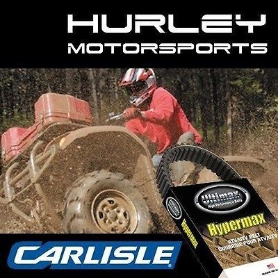 Ultimax Hypermax Belt For 1997 Polaris Xplorer 300 4x4 ATV~Carlisle UA412