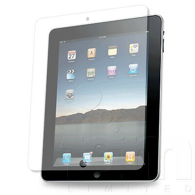 6-IN-1 PACK CLEAR SCREEN COVER PROTECTORS FOR iPAD 2