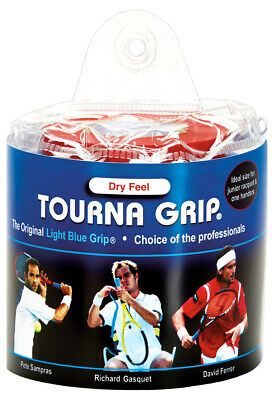 Tourna Grip Original XL Tennis Racquet Racket Overgrip 30 Pack