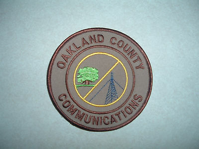 Patch Security Oakland County Communications