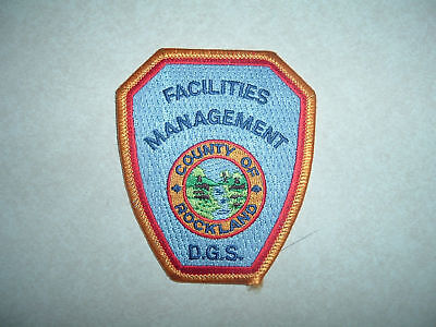 Patch Security Facilities Management County Of Rockland