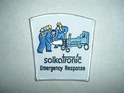 Patch Security Solkatronic Emergency Response