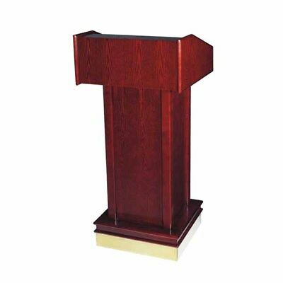 PODIUM Wooden Hostess Stand NIB Hotel / Resturant * NEW