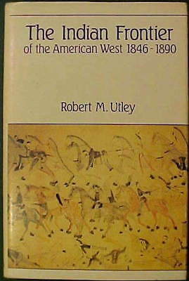 Book: The Indian Frontier of the American West 1846-90