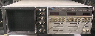 Hp Agilent 8505A  Display Only  Tested Good