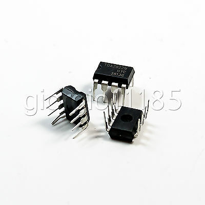 10 pcs TDA2822 TDA2822M Dual Audio Power Amplifier IC IC'S