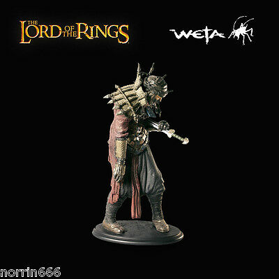 LORD OF THE RINGS HARADRIM estatua 32cm de Weta Sideshow