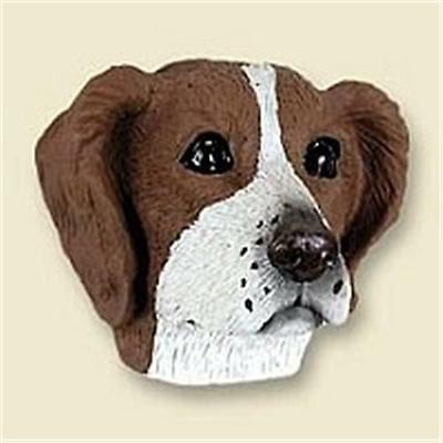 Brittany Spaniel Brown Face Magnet Free Items a4u