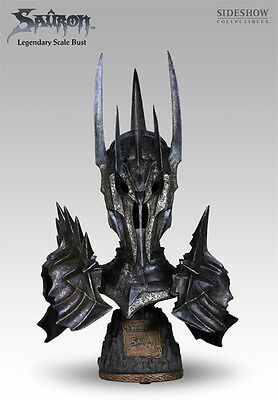 LORD OF THE RINGS SAURON busto 1:2 de Sideshow