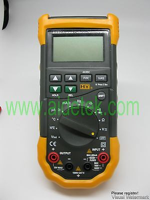 Process multimeter DC Frequecy Signal source 24V FLUKE