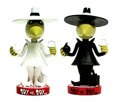 MAD  SPY & SPY   2 x cabezon resina headknocker 18cm Neca
