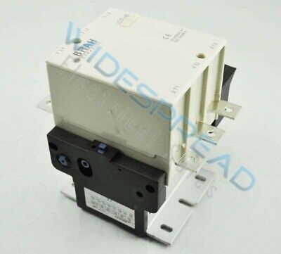 NEW Direct Replacement LC1F185 Telemecanique Contactor LC1-F 275A 120V Coil