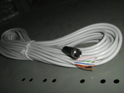 SCHMERSAL KDM12-8-15MS, 15m CABLE