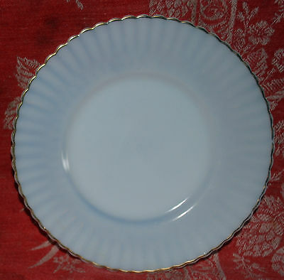 Macbeth Evans Petalware Monax Bread & Butter Plate Gold