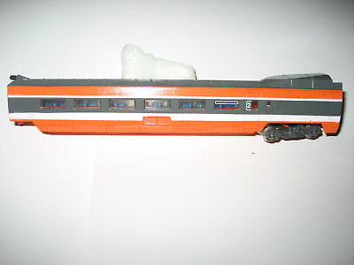 BACHMANN TGV CAR #2  N SCALE IN EXCELLENT CONDITION