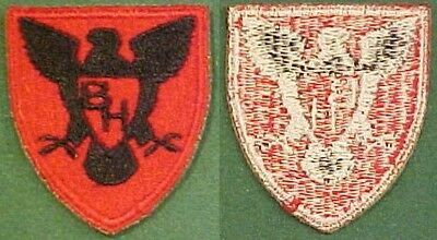 WW2 86th Infantry Black Hawk Division Patch