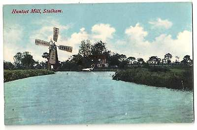 STALHAM (Norfolk) : Huntset Mill