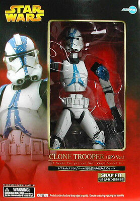 STAR WARS CLONE TROOPER Episodio 3 de Kotobukiya