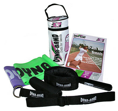 Dyna-Band Tennis Training Fitness Pack