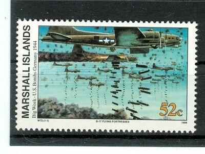 GUERRA - WWII 50th ANN. MARSHALL IS. 1994 Bombing of Ge