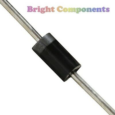 50 x IN4004 Diode - Rectifier - 1A 400V - 1st CLASS POST
