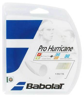 Babolat Pro Hurricane 1.30mm 16 Tennis Strings Set