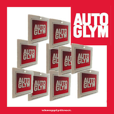 Autoglym Hanging Air Fresheners (pack of 10)