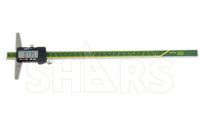 """OUT OF STOCK 90 DAYS Shars 12"""" 300Mm Caliper Digital Depth Gage Gauge New"""