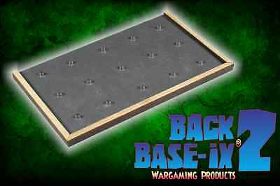 Magflex Movement Tray for Warhammer 25mm Base 5F x 2D