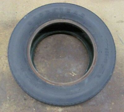 70 71 Camaro Z28 Goodyear F60-15 Tire Original
