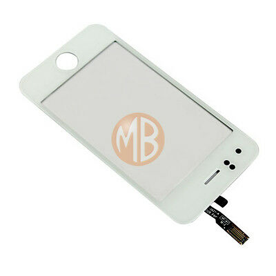 White Glass Digitizer Touch Screen for iPhone 3G 8/16GB