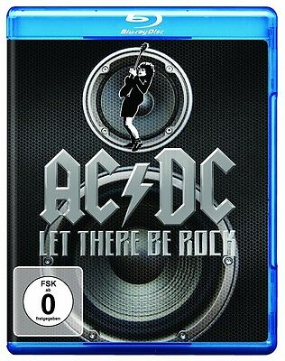 AC/DC - Let there be Rock - Blu-ray * NEU OVP