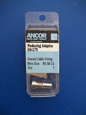 Ancor Brand Coaxial Cable Fitting