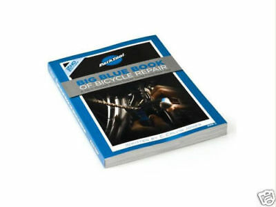 Park Tool BBB-2 Big Blue Book of Bicycle Repair 2nd New