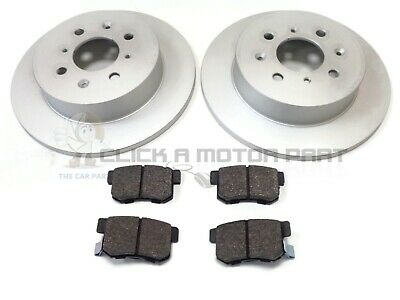 ROVER MG ZR 1.8 120 BHP FRONT AND REAR BRAKE DISCS AND PADS SET NEW