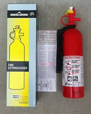 BRP 295100004 Sea-Doo Fire Extinguisher Red *New