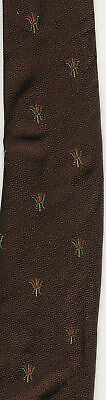 Border South Africa Rugby Tie With Coa Bill Clement