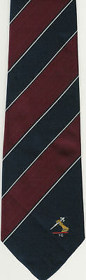 WELSH ACADEMICALS 70th ANNIVERSARY RUGBY TIE