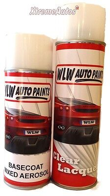 spray paint Lacquer mix to code colour mixed custom car AEROSOL Van Panel Match