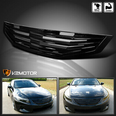 For 2008-2010 Honda Accord 2Dr Coupe MUG Style Front Hood Grill Grille